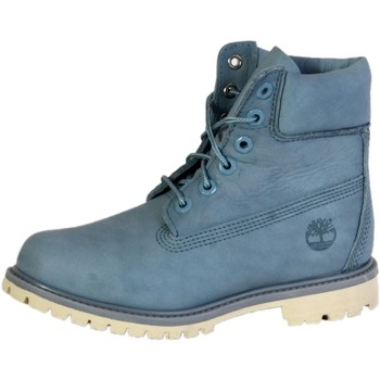 Chaussures Femme Boots Timberland Chaussure  6IN Premium Boot Stone Blue Bleu