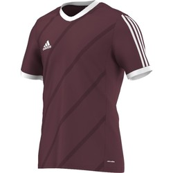 Vêtements Homme T-shirts manches courtes adidas Originals Tabela 14 Climalite Junior Bordeaux