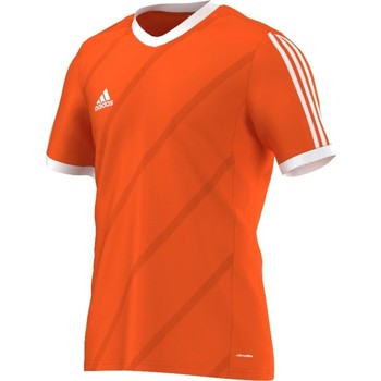 Vêtements Homme T-shirts manches courtes adidas Originals Tabela 14 Climalite Junior Orange