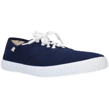 Chaussures Homme Baskets basses Potomac 291 bleu