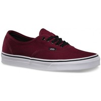 Chaussures Baskets basses Vans Chaussures  U Authentic - Port Royale / Black Rouge