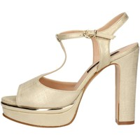 Chaussures Femme Sandales et Nu-pieds Silvana 771 Sandales Femme Platine Platine