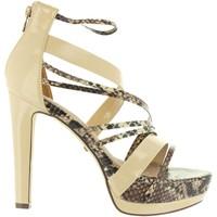 Chaussures Femme Sandales et Nu-pieds Maria Mare 65721 Beige