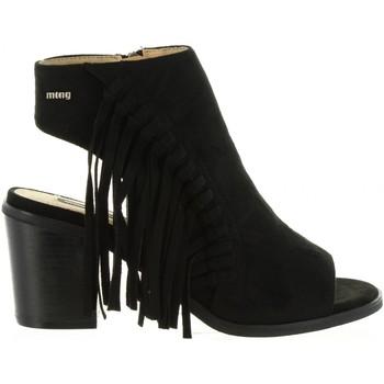 Chaussures Femme Sandales et Nu-pieds MTNG 53663 Negro