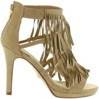 Chaussures Femme Sandales et Nu-pieds Maria Mare 66004 Beige