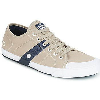 TBS Baskets Henley grises Gris - Chaussures Baskets basses Homme