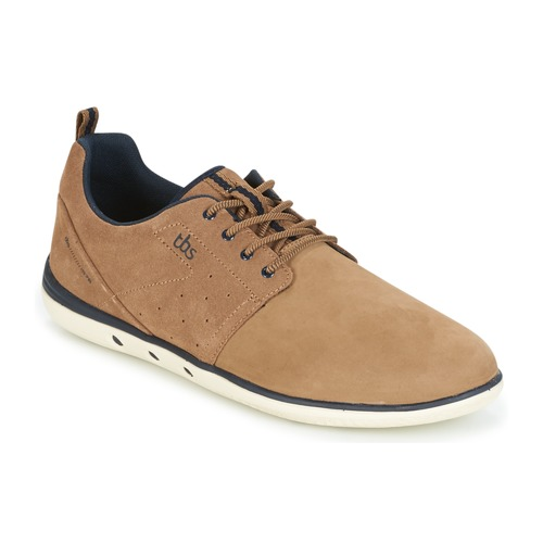 Chaussures Homme Baskets basses TBS MATAHI Tabac