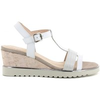 Chaussures Femme Sandales et Nu-pieds Riva Di Mare 049 blanc