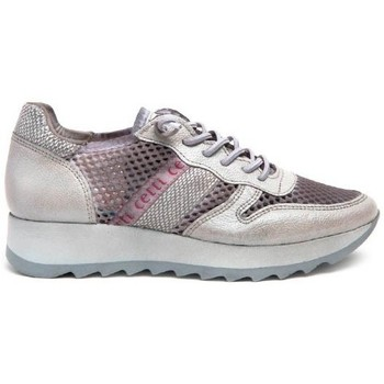 Chaussures Femme Baskets basses Cetti 1082 Gris