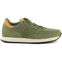 Chaussures Femme Baskets basses Saucony DXN TRAINER S60124-52 vert