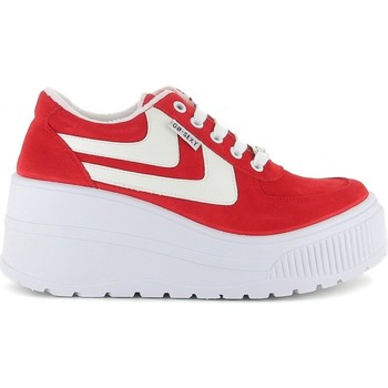 Chaussures Femme Baskets basses Go Sexy SURWAVE rouge