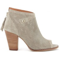 Chaussures Femme Bottines Alpe 3243 Gris