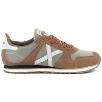 Chaussures Homme Baskets basses Munich Fashion MASSANA 204 Beige