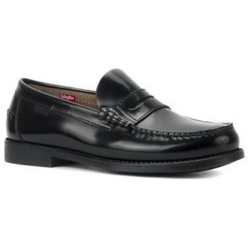 Chaussures Homme Mocassins CallagHan 76100 Noir
