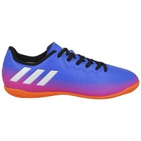 Chaussures Garçon Baskets basses adidas Originals MESSI 16.4 IN  J BB5657 bleu