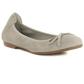 Chaussures Fille Ballerines / babies Acebo's 9107 Gris