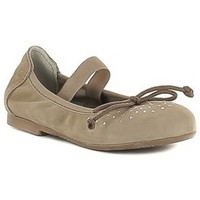 Chaussures Fille Ballerines / babies Acebo's 9011 Gris