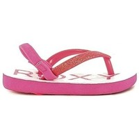 Chaussures Fille Sandales et Nu-pieds Roxy PW0 rose