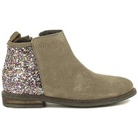 Chaussures Fille Bottines Acebo's 8035PV Gris