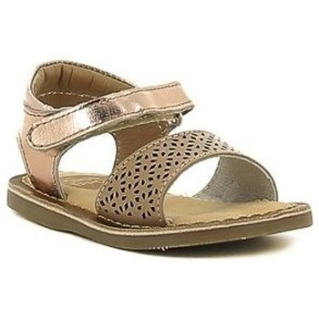 Chaussures Fille Sandales et Nu-pieds Gioseppo ISHA rose