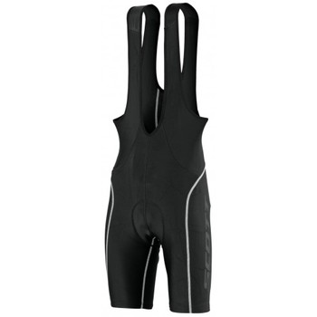 Vêtements Homme Combinaisons / Salopettes Scott Cuissard Bibshorts Endurance + Black White Noir