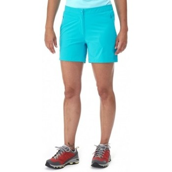 Vêtements Femme Shorts / Bermudas Millet Short  Ld Red Mountain Stretch Short Blue B Cyan