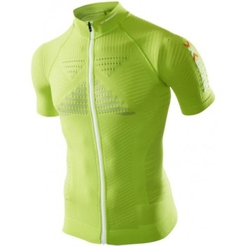 Vêtements Homme T-shirts manches courtes X Bionic T-shirt X-bionic Effektor Biking Powershirt Green Green lime