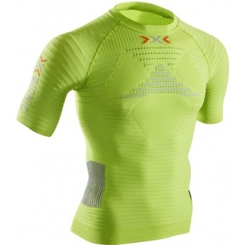 Vêtements Homme T-shirts manches courtes X Bionic T-shirt X-bionic Effektor Running Powershirt Green Green lime