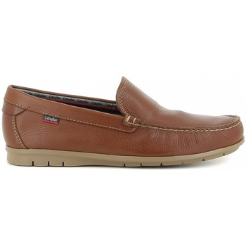 Chaussures Homme Mocassins CallagHan 85100 Marron