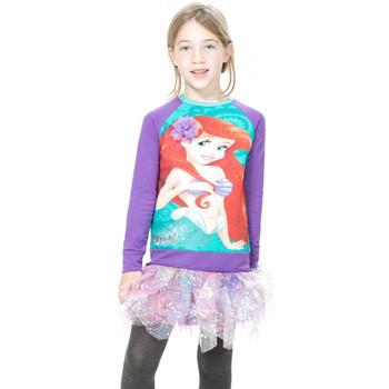 Vêtements Fille Robes courtes Desigual Robe  Mermaid Rosa Berbena Rose 67V3DD6 Rose