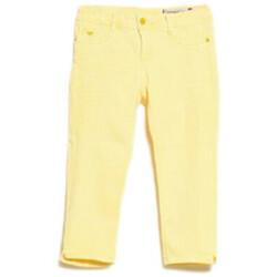 Vêtements Femme Shorts / Bermudas Kaporal Pantacourt Very Jaune Jaune