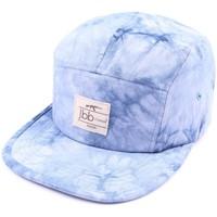 Accessoires textile Casquettes Jbb Couture Casquette 5 panel  Bleu Bleu