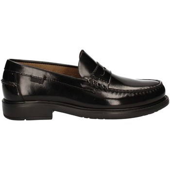 Chaussures Homme Mocassins CallagHan 9000 Mocassins Man Nero