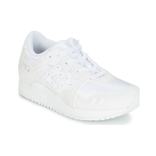Chaussures Enfant Running / trail Asics GEL-LYTE III PS Blanc / Beige