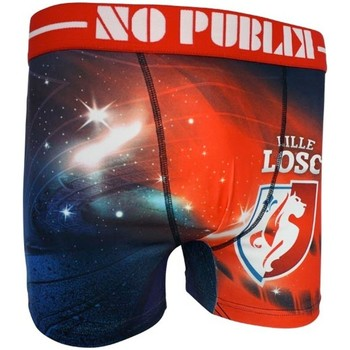 Vêtements Homme Boxers / Caleçons No Publik Boxer Homme Microfibre MAGIC STADIUM Rouge LOSC rouge