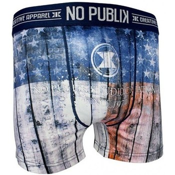 Boxers No Publik WOOD FLAG