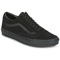 Chaussures Baskets basses Vans UA Old Skool (Suede) black/black/black