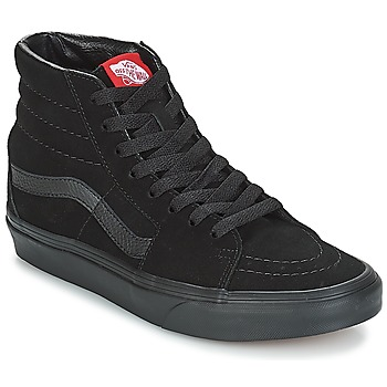 Chaussures Baskets montantes Vans SK8-Hi Noir