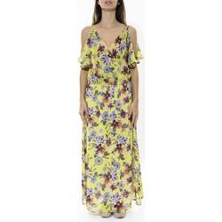 Vêtements Femme Robes longues Jad Robe Zaba Jaune Jaune