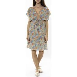 Vêtements Femme Robes courtes Jad Robe Grenadine Orange Orange