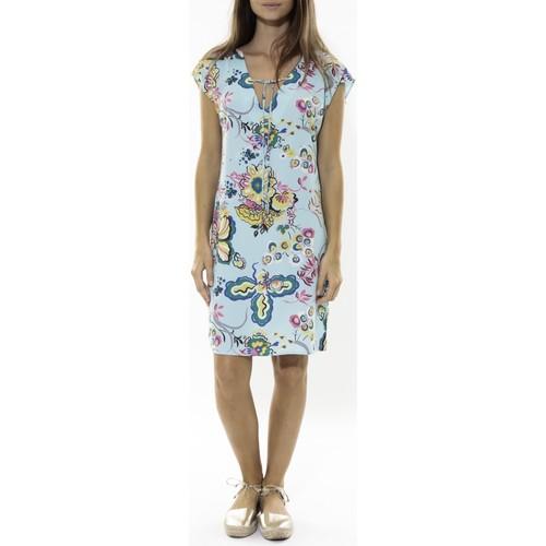 Vêtements Femme Robes courtes Jad Robe Savane Vert Vert