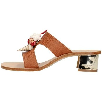 Chaussures Femme Sandales et Nu-pieds Siano Via Roma 838 Nu-Pieds Femme cuir cuir