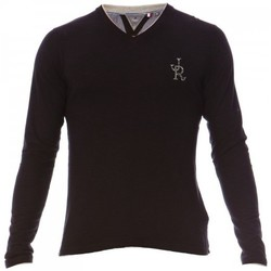 Vêtements Homme T-shirts manches longues Japan Rags T-Shirt Manches Longues LIGURE Noir