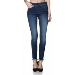 Vêtements Femme Jeans slim Salsa Jeans  Push In Carrie Skinny Medium Dark Noir