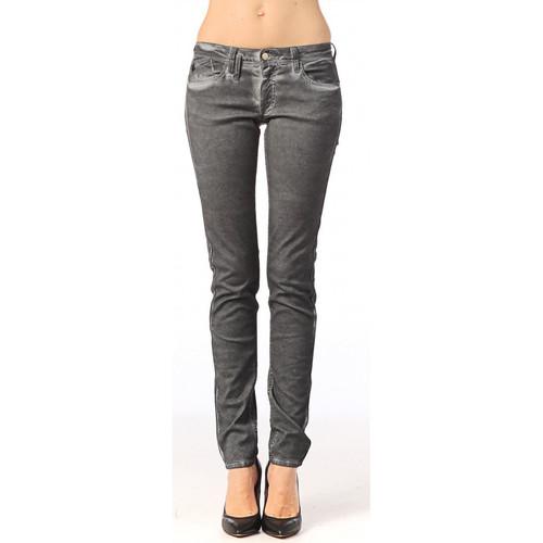 Vêtements Femme Jeans slim Le Temps des Cerises Jean Slim  212 Zinc