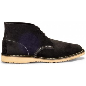 Red Wing Marque Boots  Chukka Noir -...
