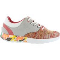Chaussures Fille Baskets basses Pepe jeans PGS30291 AMANDA Naranja