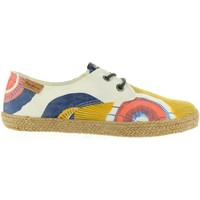 Chaussures Femme Baskets basses Pepe jeans PLS10301 &BAHATI Blanco