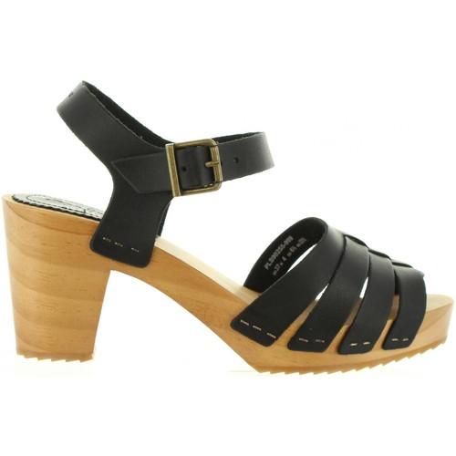 Chaussures Femme Sandales et Nu-pieds Pepe jeans PLS90255 OLY Negro