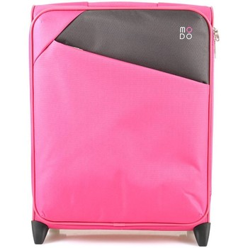 Sacs Valises Souples Roncato 424053 Trolley Bagages Rose Rose